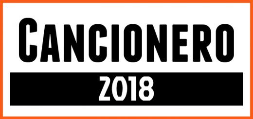 Cancionero 2018