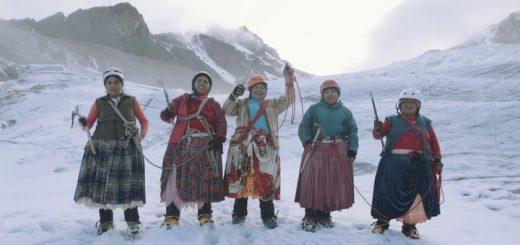 Cholitas escaladoras