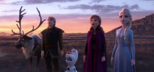 Doblado Doblado: Frozen 2