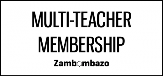 Zambombazo Multi-Teacher Discount Membership
