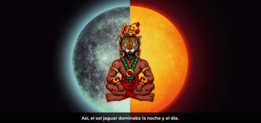 Leyenda maya del jaguar