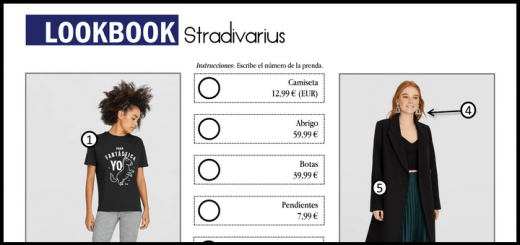 Lookbook: Stradivarius