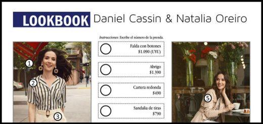 Lookbook: Daniel Cassin & Natalia Oreiro