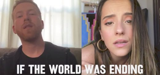 JP Saxe, Evaluna Montaner - If The World Was Ending