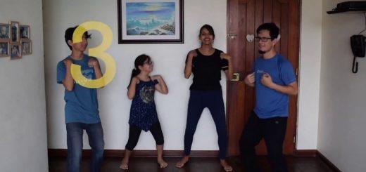 Taller: Movimiento y danza en familia GTN