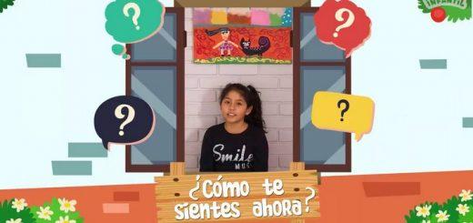 ¿Cómo te sientes? Niños cuentan sus experiencias en pandemia