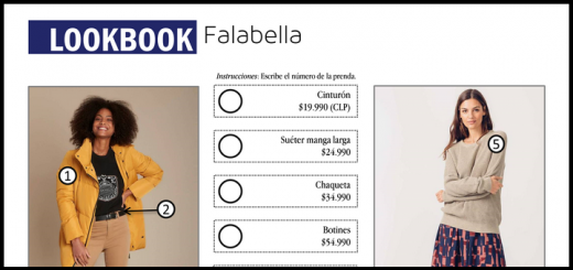 Lookbook: Falabella