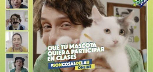 Limón Soda Chile: #SonCosasDeLaUOnline: Mascota