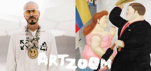 Art Zoom: J Balvin habla de Botero