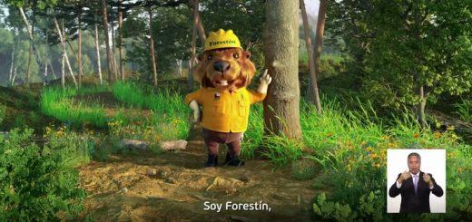 Forestín: Debemos prevenir los incendios forestales