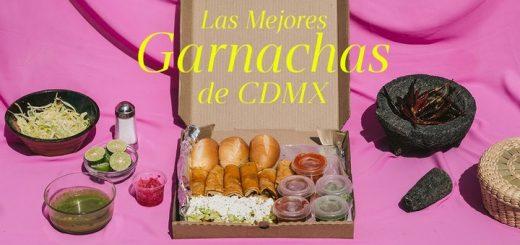 Las mejores garnachas GIGANTES de CDMX