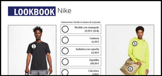 Lookbook: Nike