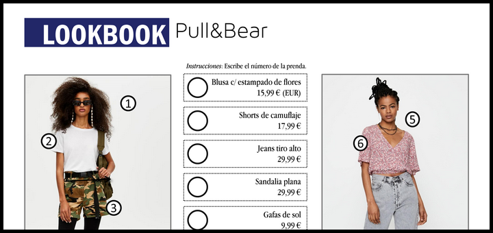 Lookbook: Pull&Bear