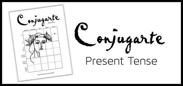 Conjugarte: Spanish Present Tense