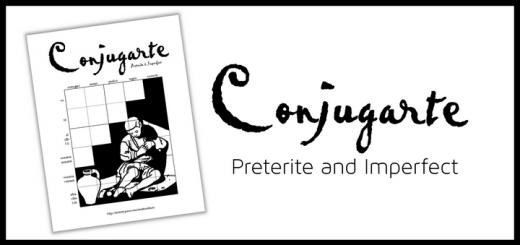 Conjugarte: Spanish Preterite and Imperfect