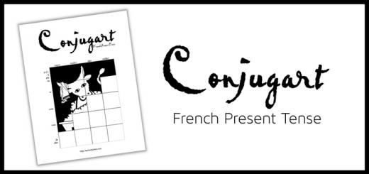 Conjugart: French Present Tense