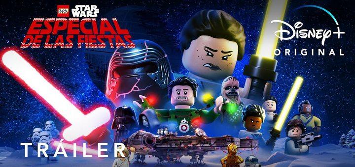 Doblado Doblado: LEGO Star Wars Holiday Special