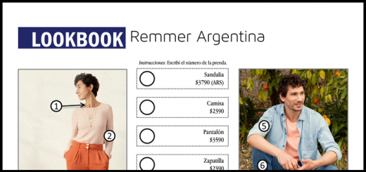 Lookbook: Renner Argentina