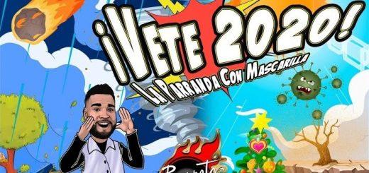 Barreto El Show – ¡Vete 2020! La parranda con mascarilla