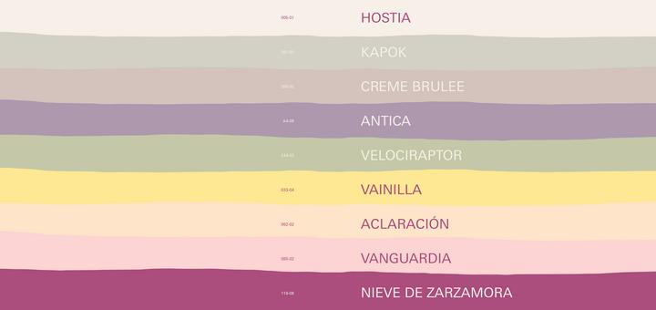 Flora: Tendencia de colores 2021 Comex