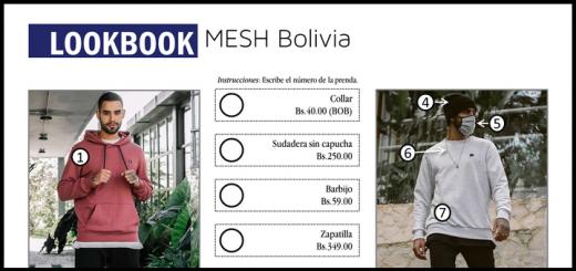 Lookbook: MESH Bolivia
