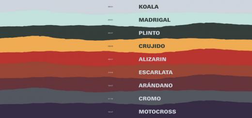 Sombra: Tendencia de colores Comex 2021