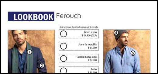 Lookbook: Ferouch