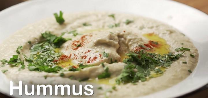 ¡Qué rico! Hummus