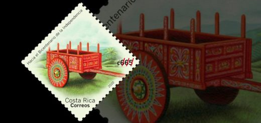 Sellos postales para el bicentenario