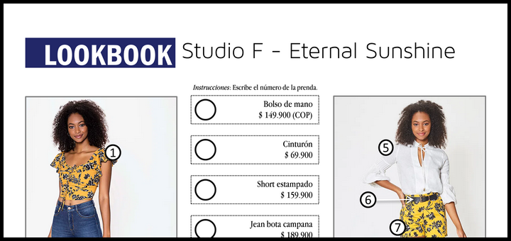 Lookbook: Studio F