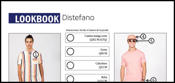 Lookbook: Distefano