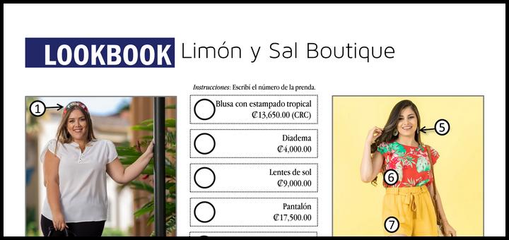 Lookbook: Limón y Sal Boutique