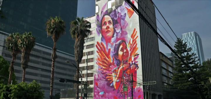 Mural Generación Igualdad