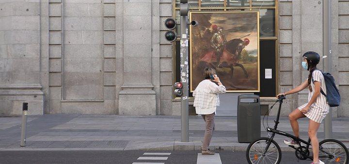 Museo del Prado a la vuelta de la esquina