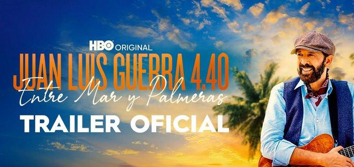 HBO: Juan Luis Guerra 4.40: Entre mar y palmeras