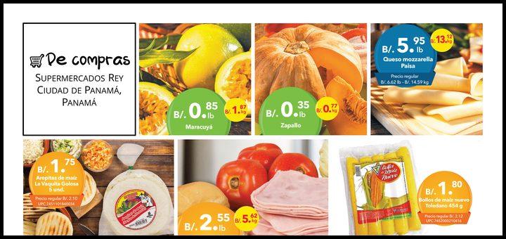 De compras: Supermercados Rey