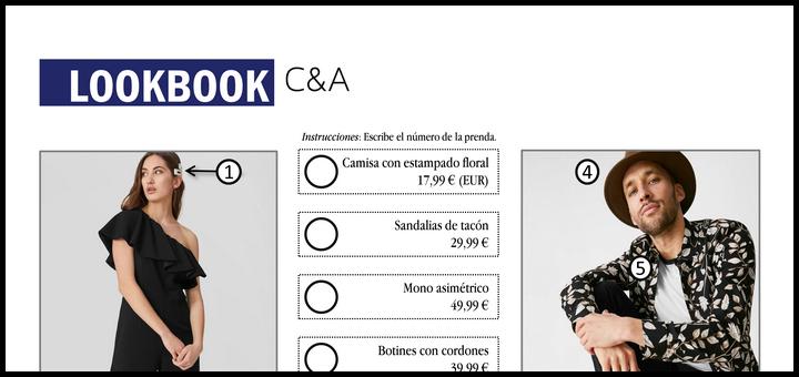 Lookbook: C&A