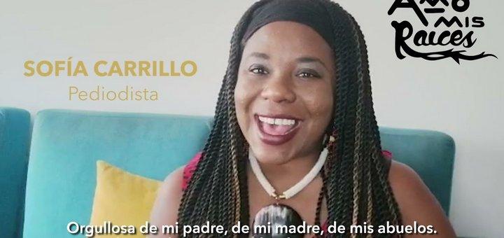 Amo mis raíces: Sofía Carrillo Zegarra