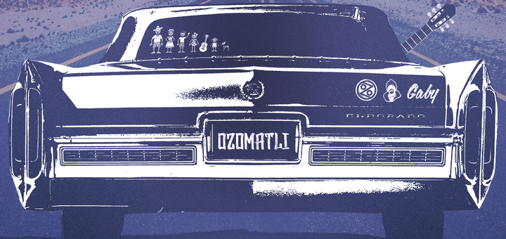 Ozomatli, B-Real, Gaby Moreno - Mi destino